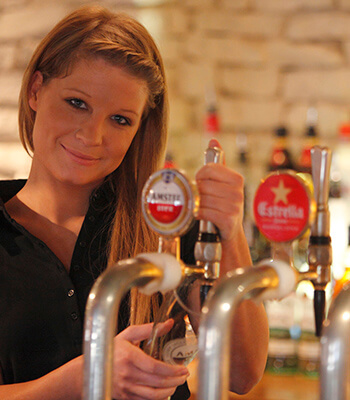 Bar jobs at The Saxon Mill